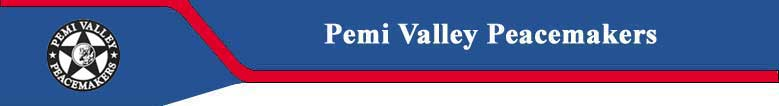 Pemi Valley Peacemakers header image.